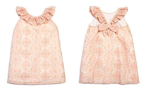 Pippa & Julie Girls' Eyelet Ruffle Dress - Little Kid - Bloomingdale's_2