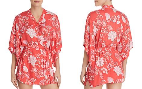 Josie Avant Garden Wrap Robe - Bloomingdale's_2