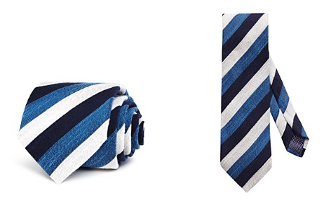Eton Striped Classic Tie - Bloomingdale's_2