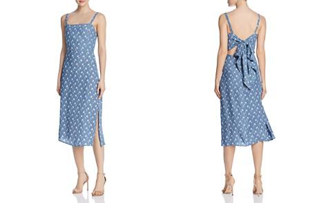 Faithfull the Brand Katergo Floral-Print Tie-Back Dress - Bloomingdale's_2