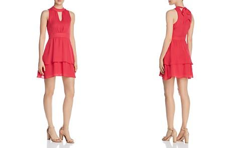 Parker Cassie Silk Keyhole Dress - Bloomingdale's_2