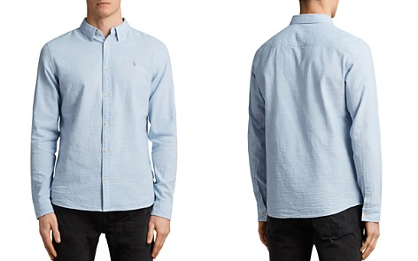 ALLSAINTS Dulwich Regular Fit Button-Down Shirt - Bloomingdale's_2