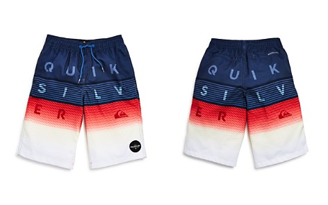 Quiksilver Boys' Word Block Logo Swim Trunks - Big Kid - Bloomingdale's_2