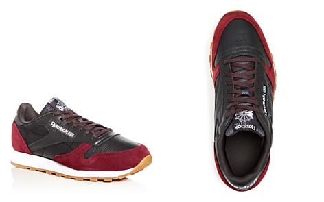 Reebok Men's Leather & Suede Lace Up Sneakers - Bloomingdale's_2