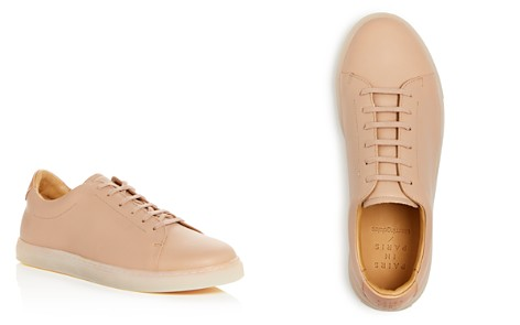 Pairs in Paris Men's No. 2 Leather Lace Up Sneakers - 100% Exclusive - Bloomingdale's_2