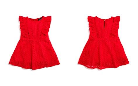 Bardot Junior Girls' Ruffled Eyelet Tilly Dress - Baby - Bloomingdale's_2