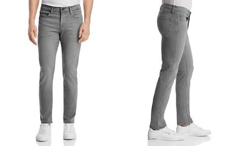 J Brand Tyler Slim Fit Jeans in Beat Train - Bloomingdale's_2