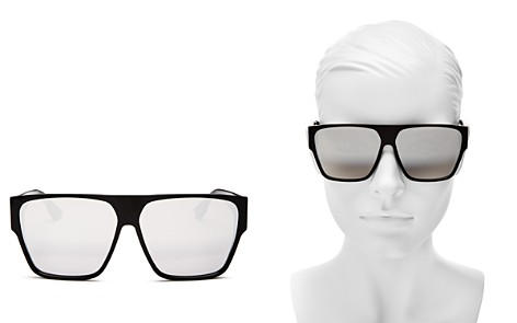 Dior Hit Mirrored Square Sunglasses, 64mm - Bloomingdale's_2