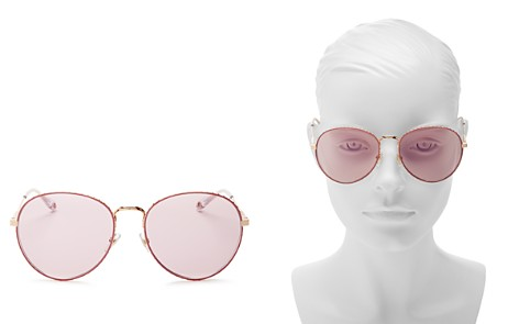Givenchy Women's Mirrored Round Sunglasses, 60mm - Bloomingdale's_2