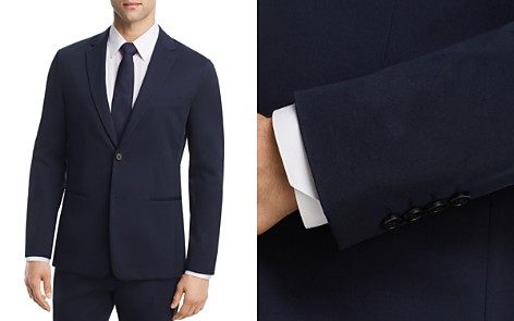 Theory Newson Cotton Slim Fit Suit Jacket - 100% Exclusive - Bloomingdale's_2