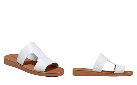 Via Spiga Women's Blanka Leather Slide Sandals - Bloomingdale's_2