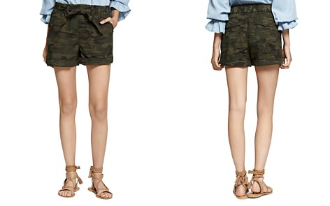 Sanctuary Daydreamer Belted Camo Shorts - Bloomingdale's_2