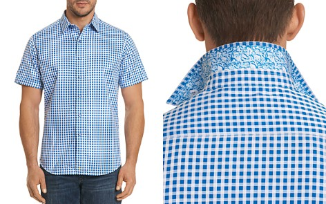 Robert Graham Morales Gingham Button-Down Shirt - Bloomingdale's_2
