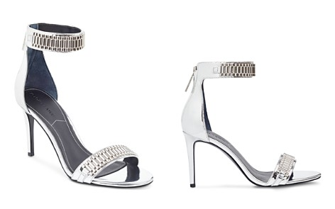 KENDALL and KYLIE Women's Miaa Chain Detail Mid Heel Sandals - Bloomingdale's_2