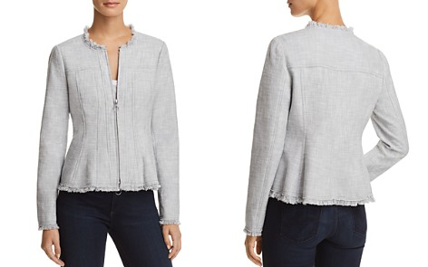 Rebecca Taylor Fringe-Trimmed Suiting Jacket - Bloomingdale's_2