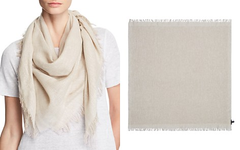 Eileen Fisher Sparkling Frayed Shawl - Bloomingdale's_2