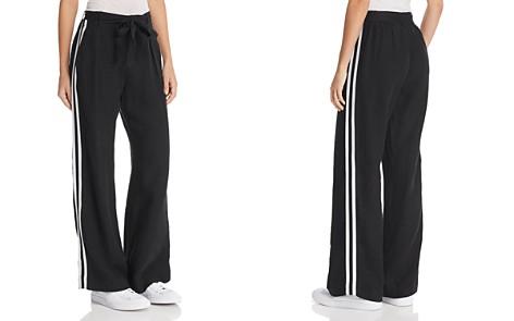 Bella Dahl Belted Side-Stripe Pants - Bloomingdale's_2
