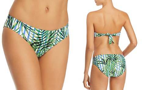 Red Carter Palm Party Lola Bikini Bottom - Bloomingdale's_2