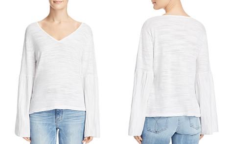Minnie Rose Bell Sleeve Sweater - Bloomingdale's_2