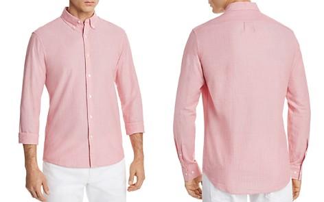 Michael Kors Seersucker Slim Fit Button-Down Shirt - Bloomingdale's_2