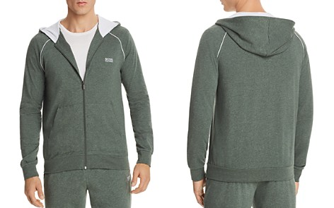 Hugo Boss Mix and Match Loungewear Zip Hoodie - Bloomingdale's_2