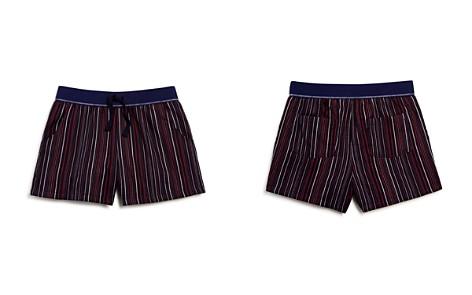 Splendid Girls' Striped Cotton Shorts - Big Kid - Bloomingdale's_2