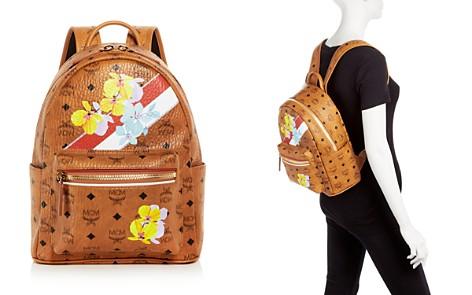 MCM Essential Floral Backpack - Bloomingdale's_2