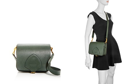 Burberry Square Leather Satchel - Bloomingdale's_2