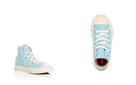 Converse Girls' Chuck Taylor All Star Paint Splatter High Top Sneakers - Toddler, Little Kid, Big Kid - Bloomingdale's_2