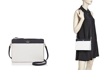 kate spade new york Cameron Street Clarise Leather Crossbody - Bloomingdale's_2