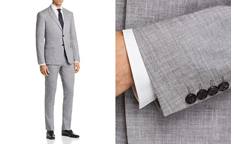 Theory Solid Slubbed Summer Slim Fit Suit Separates - Bloomingdale's_2