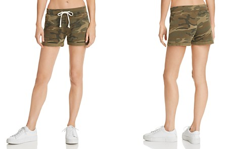 ALTERNATIVE Camo Drawstring Shorts - Bloomingdale's_2