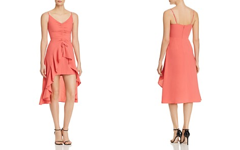 Finders Keepers Day Trip Ruched Dress - 100% Exclusive - Bloomingdale's_2