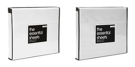 Bloomingdale's Essentials 400TC Wrinkle Free Sheet Sets - 100% Exclusive_2