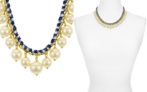 "kate spade new york Crew Ball Drop Necklace, 17"" - Bloomingdale's_2"