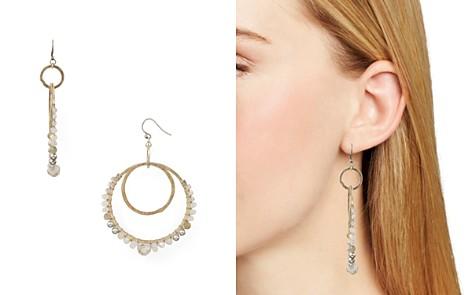 Chan Luu Double Loop Drop Earrings - Bloomingdale's_2