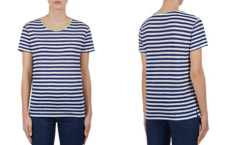 Gerard Darel Polly Striped Tee - Bloomingdale's_2