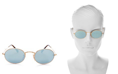 Ray-Ban Unisex Round Sunglasses, 48mm - Bloomingdale's_2