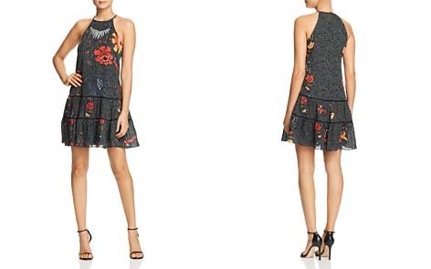 Kobi Halperin Mira Tiered Drop-Waist Silk Dress - Bloomingdale's_2