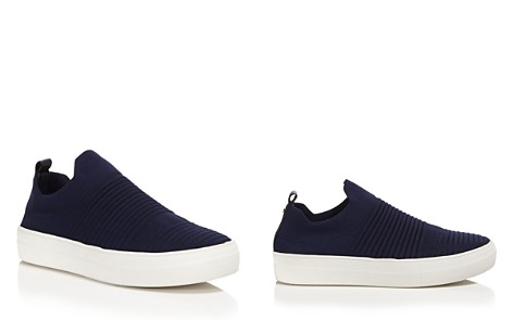 kate spade new york Women's Gerrard Knit Slip-On Platform Sneakers - Bloomingdale's_2