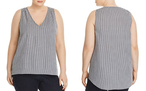 Love Ady Plus Gingham Top - Bloomingdale's_2