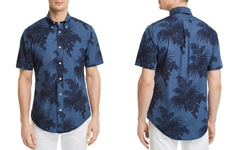 Brooks Brothers Tropical Print Regular Fit Button-Down Shirt - Bloomingdale's_2