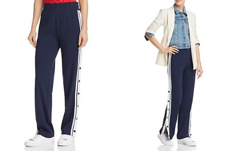 Tommy Jeans Half-Snap Track Pants - Bloomingdale's_2