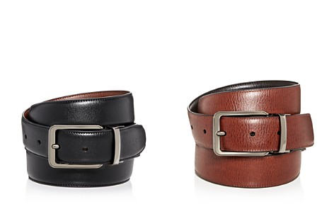 The Men's Store at Bloomingdale's Reversible Leather Belt - 100% Exclusive_2