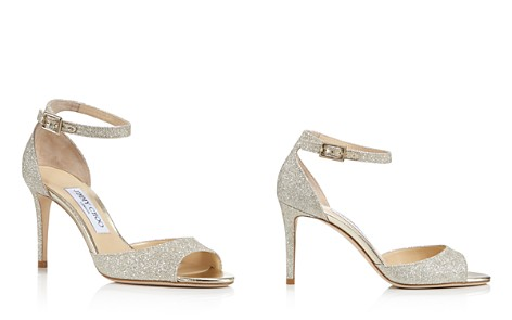 Jimmy Choo Women's Annie 85 Glittered Suede High-Heel Ankle Strap Sandals - Bloomingdale's_2