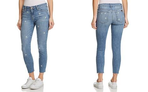 Joe's Jeans Icon Crop Skinny Jeans in Priscilla - Bloomingdale's_2