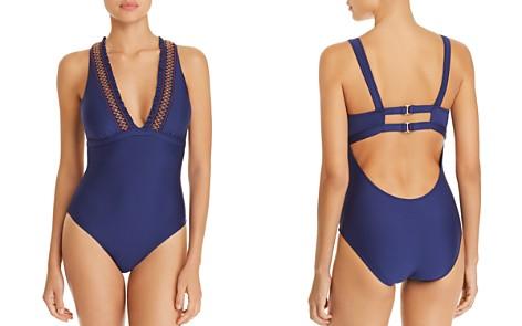 Splendid Frill Seeker One Piece Swimsuit - Bloomingdale's_2