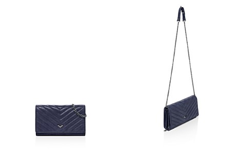 Botkier Soho Quilted Leather Chain Wallet - Bloomingdale's_2