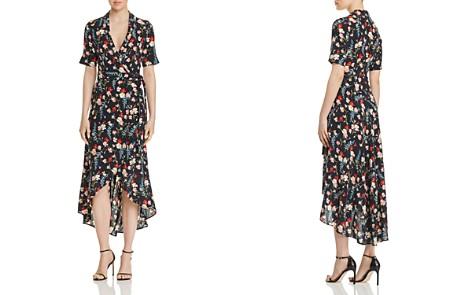 Equipment Imogene Floral-Silk Wrap Dress - Bloomingdale's_2