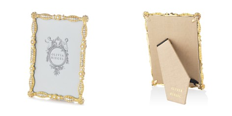 "Olivia Riegel Gold Asbury Frame, 4"" x 6"" - Bloomingdale's_2"
